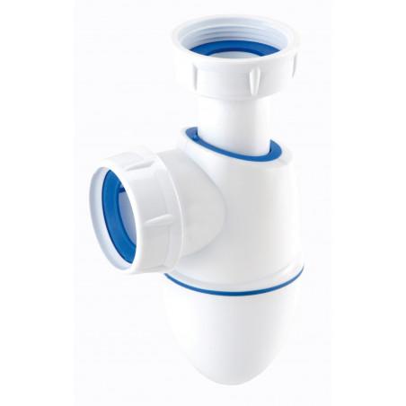 Nicoll - Siphon de lavabo - Bi-matière BM2111/4