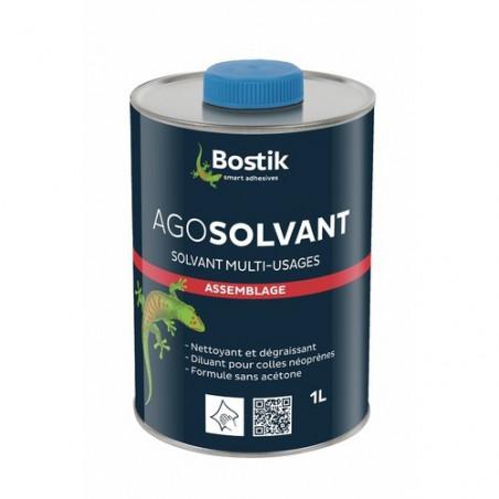 BOSTIK - SOLVANT AGOSOLVANT 1 LITRE