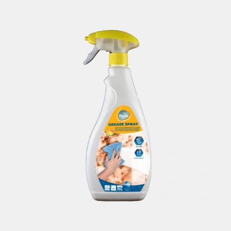 Pollet - Détachant en spray Poltech Grease - 750 ml